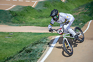 #44 (DEAN Anthony) AUS at Round 1 of the 2020 UCI BMX Supercross World Cup in Shepparton, Australia
