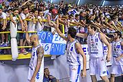 DESCRIZIONE : 5° International Tournament City of Cagliari Dinamo Banco di Sardegna Sassari - Galatasaray<br /> GIOCATORE : Team Dinamo Sassari<br /> CATEGORIA : Tifosi Pubblico Spettatori Ritratto Esultanza Postgame<br /> SQUADRA : Dinamo Banco di Sardegna Sassari<br /> EVENTO : 5° International Tournament City of Cagliari<br /> GARA : Dinamo Banco di Sardegna Sassari - Galatasaray Torneo Città di Cagliari<br /> DATA : 19/09/2015<br /> SPORT : Pallacanestro <br /> AUTORE : Agenzia Ciamillo-Castoria/L.Canu