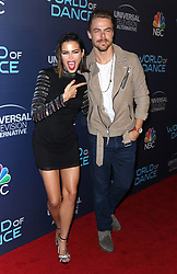 Derek Hough and Jenna Dewan Tatum at the World Of Dance Celebration held at Delilah on September 19, 2017 in West Hollywood, CA, USA (Photo by JC Olivera/Sipa USA)
