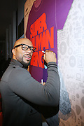 Common at the Common Celebration for the Capsule Line Launch with Softwear by Microsoft at Skylight Studios on December 3, 2008 in New York City..Microsoft celebrates the launch of a limited-edition capsule collection of SOFTWEAR by Microsoft graphic tees designed by Common. The t-shirt  designs. inspired by the 1980's when both Microsoft and and Hip Hop really came of age, include iconography that depicts shared principles of the technology company and the Hip Hop Star.