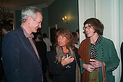 BILL SWAINSON; LISA APPIGNANESI; JOSEPHINE MCDONAGH, The Love-charm of Bombs. Restless Lives in the Second World War. By Lara Feigel - book launch party. Bloomsbury Publishing, 50 Bedford Square, London, WC1, 17 JANUARY 2012.