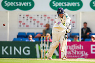 Wicket Felix Organ of Hampshire caught by Ben Foakes of Surrey bowled by Jordan Clark of Surrey during the Specsavers County Champ Div 1 match between Surrey County Cricket Club and Hampshire County Cricket Club at the Kia Oval, Kennington, United Kingdom on 18 August 2019.
