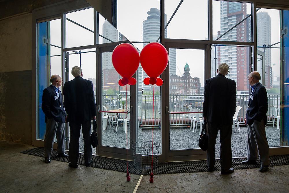 Foto: Gerrit de Heus. Rotterdam. 20-05-2016. Conferentie Metrex.
