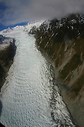 Fox Glacier, West Coast, South Island, New Zealand