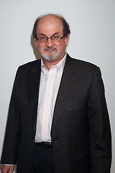 SALMAN RUSHDIE at the Montblanc de la Culture Arts Patronage Award 2008 presented to Louise Blouin MacBain at the Louise Blouin MacBain Institute, 3 Olaf Street, London W11 on 16th April 2008.<br /><br />NON EXCLUSIVE - WORLD RIGHTS