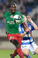 FOOTBALL - FRENCH CHAMPIONSHIP 2010/2011 - L2 - ES TROYES v CS SEDAN - 1/04/2011 - PHOTO GUILLAUME RAMON / DPPI - FLORENTIN POGBA (SEDAN)