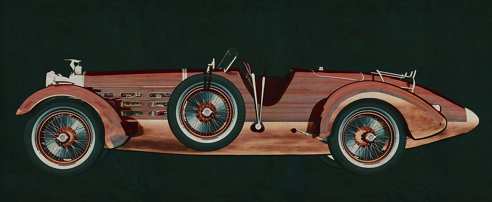 The Hispano Suiza H6 Tulipwood from 1924 is only known to a small group of enthusiasts but radiates so much exclusivity that your own interior with this painting of the Hispano Suiza H6 Tulipwood from 1924 gets an upgrade.<br /> <br /> This painting of a Hispano Suiza H6 Tulipwood from 1924 can be printed very large on different materials. The work has a panoramic proportions and is very suitable to add a detail in a workspace, showroom or just at home that will impress your visitors. –<br /> <br /> BUY THIS PRINT AT<br /> <br /> FINE ART AMERICA<br /> ENGLISH<br /> https://janke.pixels.com/featured/the-hispano-suiza-h6-tulipwood-from-1924-exudes-exclusivity-jan-keteleer.html<br /> <br /> WADM / OH MY PRINTS<br /> DUTCH / FRENCH / GERMAN<br /> https://www.werkaandemuur.nl/nl/shopwerk/Hispano-Suiza-H6-Tulpenhout-1924/589420/132<br /> <br /> -