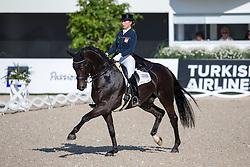 Stremler Beata (POL) - Rubicon<br /> Havens Pferdefutter Preis<br /> World Equestrian Festival, CHIO Aachen 2014<br /> © Hippo Foto - Leanjo de Koster