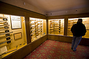 Firearms Museum, Winchester Mystery House, San Jose, California, USA