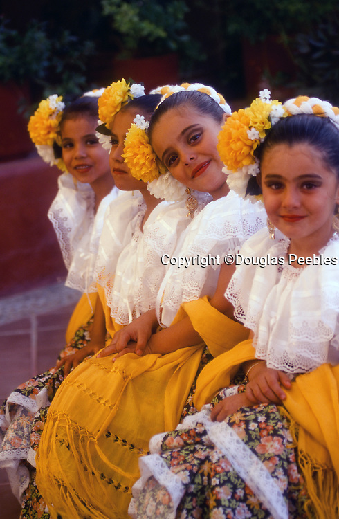 Mexican girls, Mexico, cabo san lucas