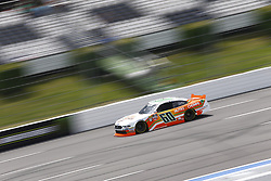June 1, 2018 - Long Pond, Pennsylvania, United States of America - Chase Briscoe (60) takes to the track to practice for the Pocono Green 250 at Pocono Raceway in Long Pond, Pennsylvania. (Credit Image: © Justin R. Noe Asp Inc/ASP via ZUMA Wire)