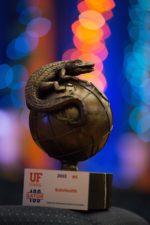 The University of Florida honored the top 100 Gator-led companies at the inaugural Gator100. The Gator100 honors the 100 fastest-growing, Gator-owned or Gator-led businesses in the world. The Gator100 was created by UF's Center for Entrepreneurship & Innovation (CEI) in the Warrington College of Business Administration.