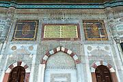18th Century Fountain of Ahmed III at the Topkapi Palace, Topkapi Sarayi, of the Ottoman Empire in Istanbul, Turkey