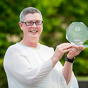 23.05.2018.       <br /> Today, the Institute of Community Health Nursing (ICHN) hosted its2018 community nurseawards in association withHome Instead Senior Care,at its annual nursing conference, in the Strand Hotel Limerick, rewarding public health nurses for their dedication to community care across the country. <br /> <br /> Pictured is Overall Winner - Anne Marie Kelly CNS Continence Promotion Unit Dr Stevens Hospital Dublin. Picture: Alan Place