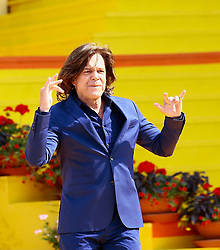 """31.05.2015, Europapark, Rust, GER, TV Show, Immer wieder Sonntags, im Bild Juergen Drews // during the German Music TV Show """"Immer wieder Sonntags"""" at the Europapark in Rust, Germany on 2015/05/31. EXPA Pictures © 2015, PhotoCredit: EXPA/ Eibner-Pressefoto/ Goermel<br /> <br /> *****ATTENTION - OUT of GER*****"""