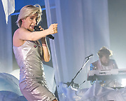 WASHINGTON, DC - March 9th, 2019 - Swedish pop sensation Robyn performs at The Anthem in Washington, D.C. She released her eighth solo album, Honey, in 2018 to widespread critical acclaim. (Photo by Kyle Gustafson / For The Washington Post)
