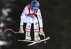 30.11.2017, Lake Louise, CAN, FIS Weltcup Ski Alpin, Lake Louise, Abfahrt, Damen, 3. Training, im Bild Christine Scheyer (AUT) // Christine Scheyer of Austria in action during the 3rd practice run of ladie's Downhill of FIS Ski Alpine World Cup at the Lake Louise, Canada on 2017/11/30. EXPA Pictures © 2017, PhotoCredit: EXPA/ SM<br /> <br /> *****ATTENTION - OUT of GER*****