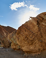 Golden Valley Trail. Death Valley National Park. Image taken with a Leica X1 camera (ISO 100, 24 mm, f/16, 1/80 sec).