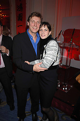 DARCEY BUSSELL and her husband ANGUS FORBES at a party hosted by the Mandarin oriental Hyde park Hotel to celebrate the Chinese new year on 19th February 2007.<br /><br />NON EXCLUSIVE - WORLD RIGHTS