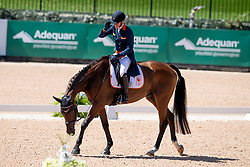 Blom Merel, NED, Rumour Has It<br /> World Equestrian Games - Tryon 2018<br /> © Hippo Foto - Dirk Caremans<br /> 14/09/2018