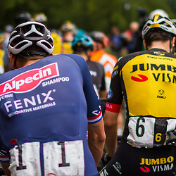 WIJSTER (NED) June 20: <br /> CYCLING <br /> Dutch Nationals Road Men up and around the Col du VAM