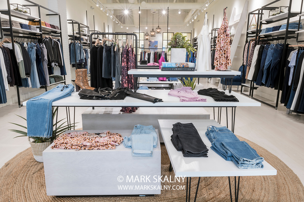 Paige Retail Store Scottsdale Quarter<br /> Corporate Photography by Mark Skalny <br /> 1-888-658-3686