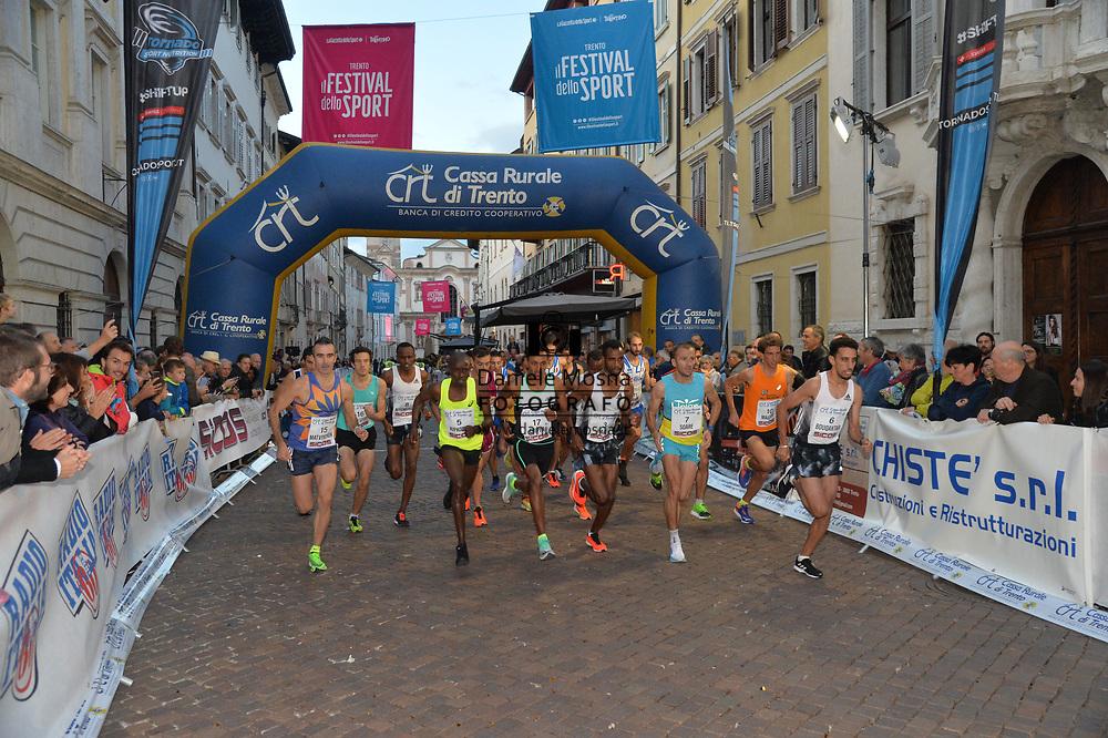 73° GIRO AL SAS 2019 -   - 28 ottobre 2018 –  Corsa su strada internazionale -  28.11.2018, Trento, Trentino, Italia. <br /> © Daniele Mosna WWW.DANIELEMOSNA.IT