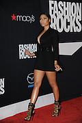Sept. 9, 2014 - New York, NY, USA - <br /> <br /> Fashion Rocks 2014<br /> <br /> Nicki Minaj attending Fashion Rocks 2014 at the Barclays Center on September 9, 2014 in New York City <br /> ©Exclusivepix