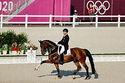 Schumach Christian, AUT, Te Quiero SF, 106<br /> Olympic Games Tokyo 2021<br /> © Hippo Foto - Stefan Lafrentz<br /> 25/07/2021