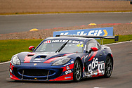 Fin Green(GBR) TCR during the Millers Oil Ginetta GT4 Supercup Championship at Knockhill Racing Circuit, Dunfermline, Scotland on 15 September 2019.