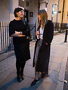 STEPHANIE KENNEDY; PAULINE KORBKIEWCZ, The Verve, photographs by Chris Floyd ... Art Bermondsey Project Space, London. 6 September 2017