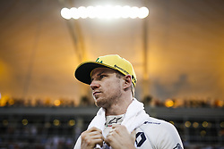 April 8, 2018 - Sakhir, Bahrain - HULKENBERG Nico (ger), Renault Sport F1 Team RS18, portrait during 2018 Formula 1 FIA world championship, Bahrain Grand Prix, (Credit Image: © Hoch Zwei via ZUMA Wire)