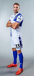 Alex Rodman of Bristol Rovers - Ryan Hiscott/JMP - 22/08/2018 - FOOTBALL - Memorial Stadium - Bristol, England - Bristol Rovers Team Media Day
