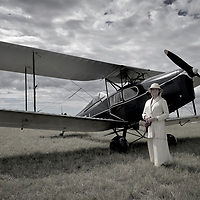 1933 Fox Moth - 2018