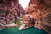 Jordan Wadi Rum, Hama oasis