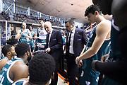 Pancotto Cesare<br /> Grissin Bon Reggio Emilia - Acqua S.Bernardo Cantu<br /> Lega Basket Serie A 2019/2020<br /> Reggio Emilia, 25/01/2020<br /> Foto A.Giberti / Ciamillo - Castoria