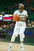 WACO, TX - DECEMBER 17: Royce O'Neale #00 of the Baylor Bears shoots the ball against the New Mexico State Aggies on December 17, 2014 at the Ferrell Center in Waco, Texas.  (Photo by Cooper Neill/Getty Images) *** Local Caption *** Royce O'Neale