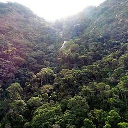 """""""Floresta (paisagem) fotografado em Burarama, distrito do município de Cachoeiro de Itapemirim, no Espírito Santo -  Sudeste do Brasil. Bioma Mata Atlântica. Registro feito em 2018.<br /> ⠀<br /> ⠀<br /> <br /> <br /> ENGLISH: Forest Landscape photographed in Burarama, a district of the Cachoeiro de Itapemirim County, in Espírito Santo - Southeast of Brazil. Atlantic Forest Biome. Picture made in 2018."""""""