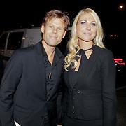 NLD/Volendam/20111117 - Huwelijksfeest nav huwelijk Jan Smit en Liza Plat, 3 J's, Jaap Kwakman