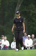 2001 Weetabix Women's British Open, Sunningdale Golf Course, Berks, Great Britain<br />  <br /> [Mandatory Credit Peter Spurrier/Intersport Images]<br /> <br /> Friday 3rd August 2001<br /> Weetabix Women's British Open<br /> <br /> Korea's - Se Ri Pak