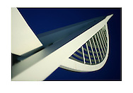 An unusual angle and technique makes the 170 metre tall Spinnaker Tower in Portsmouth look strangely small, like you've never seen it before.  <br /> Photograph by Christopher Ison ©<br /> 07544044177<br /> chris@christopherison.com<br /> www.christopherison.com