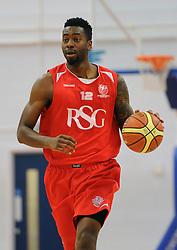 Alif Bland - Photo mandatory by-line: Dougie Allward/JMP - Mobile: 07966 386802 - 23/05/2015 - SPORT - Basketball - Bristol - SGS Wise Campus - Bristol Flyers v  - Bristol Flyers All-Star Game