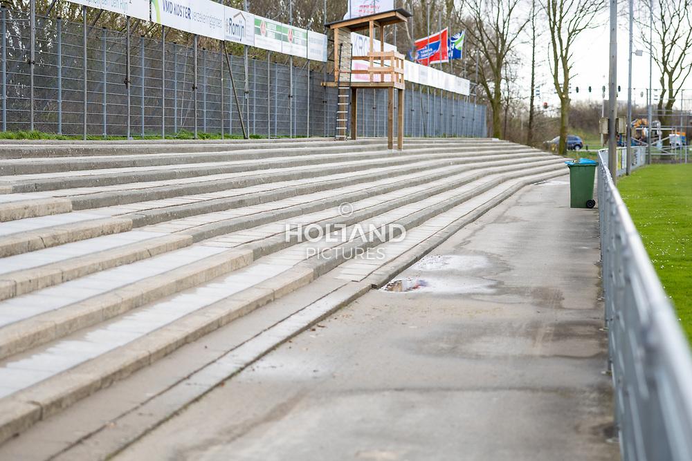 12-03-2020: Sportnieuws: Corona maatregelen en gevolgen: Nederland<br /> - lege tribunes