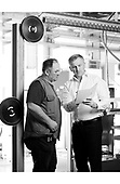 INDUSTRIAL PORTRAITS: 50 YRS HUBER + SUHNER