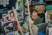 ©Tom Wagner/saba<br /> A number of Work spaces at mad House studio in Tokyo