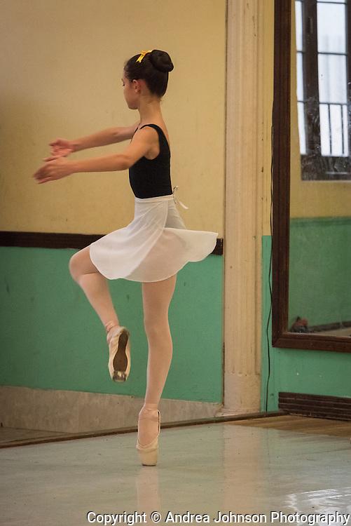 Cuban National Ballet school, Havana, Cuba