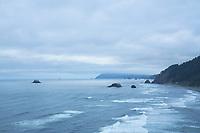 Falcon Cove, Oregon.