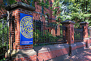 Rhode Island School of Design campus, Providence, Rhode Island, USA