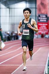 David Hemery Valentine Invitational<br /> Indoor Track & Field at Boston University , mens 5000 meters, Bowerman TC, Nike, , Nike,