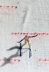 06.01.2016, Paul Ausserleitner Schanze, Bischofshofen, AUT, FIS Weltcup Ski Sprung, Vierschanzentournee, Bischofshofen, Finale, im Bild Andreas Wellinger (GER) // Andreas Wellinger of Germany during his 1st round jump of the Four Hills Tournament of FIS Ski Jumping World Cup at the Paul Ausserleitner Schanze in Bischofshofen, Austria on 2016/01/06. EXPA Pictures © 2016, PhotoCredit: EXPA/ JFK